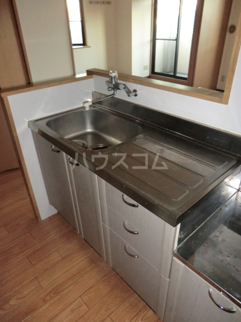 コートソレイユ 201号室のキッチン