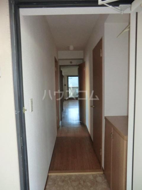 コートソレイユ 201号室の玄関