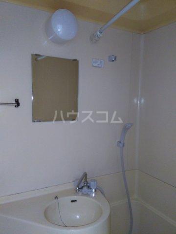 パソム岸根公園 102号室の洗面所