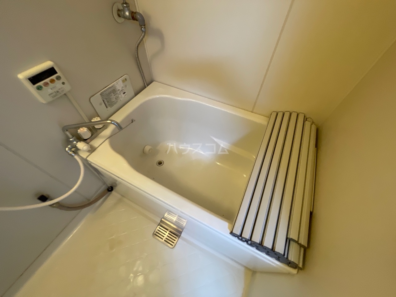 第二オリオンハイツ 1-B号室の風呂