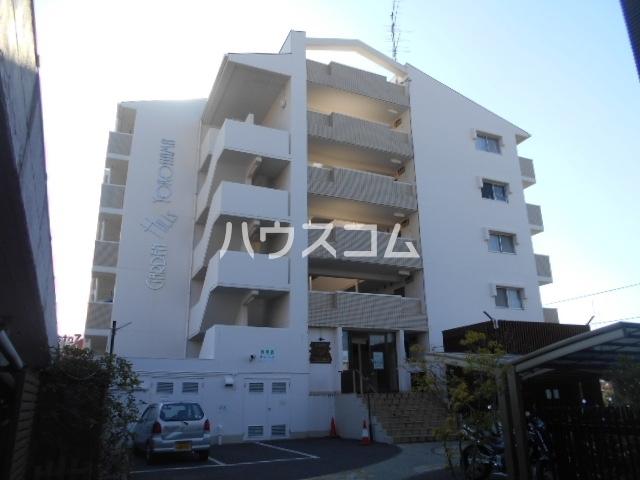 ガーデンヒルズ横浜 107号室の外観