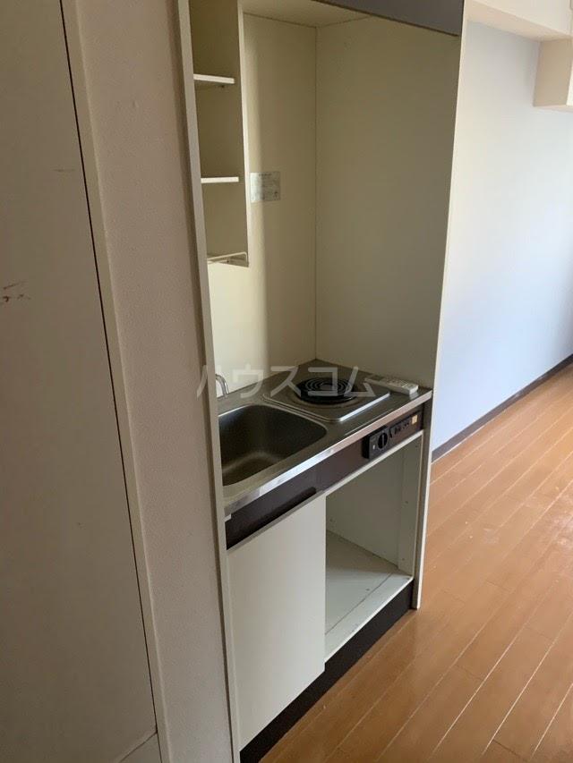 スルガアーバンビレッジ 801号室のキッチン
