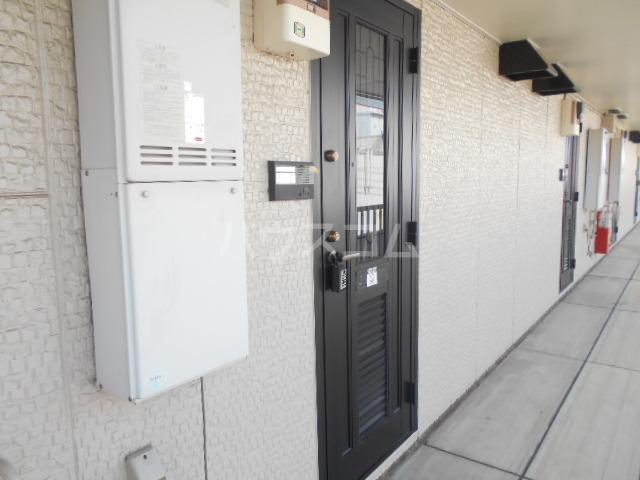 グランドサニーハイツ 102号室のセキュリティ