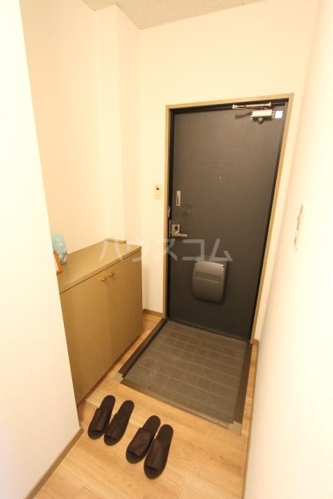 サンビレッジ上郷 A棟 203号室のセキュリティ