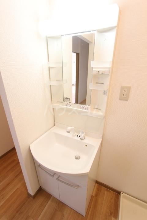 サンビレッジ上郷 A棟 203号室のトイレ