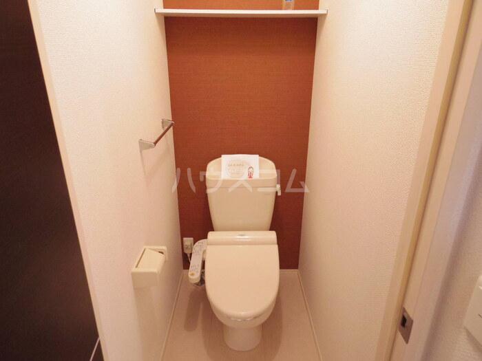 サンモール 203号室のトイレ