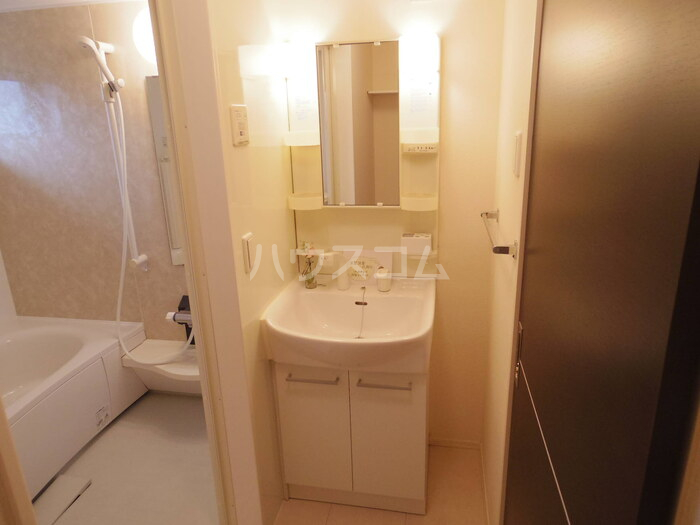サンモール 203号室の洗面所