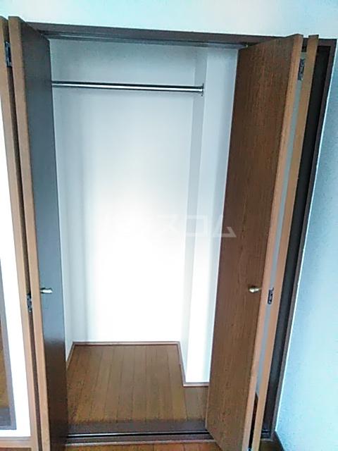 グランデ御池 401号室の収納
