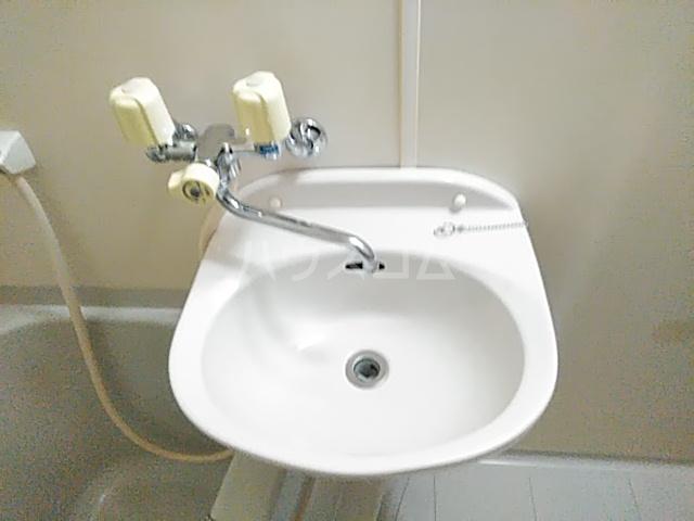 グランデ御池 401号室の洗面所