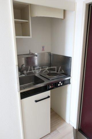 レオパレス大江第3 102号室のキッチン
