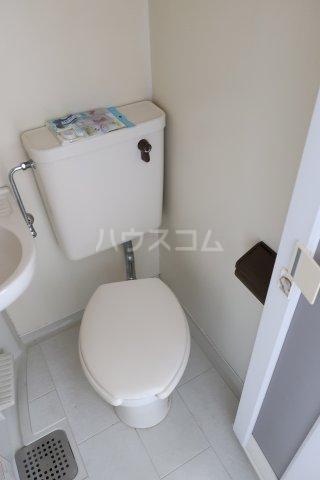 レオパレス大江第3 102号室のトイレ