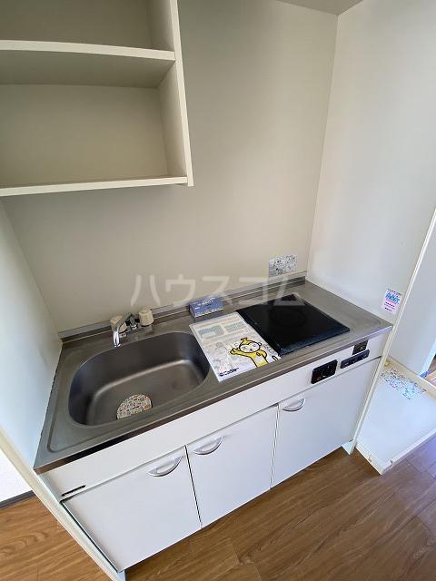 アネックス若松 106号室のキッチン