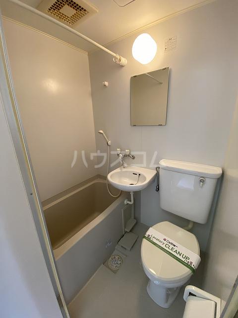 アネックス若松 106号室の風呂