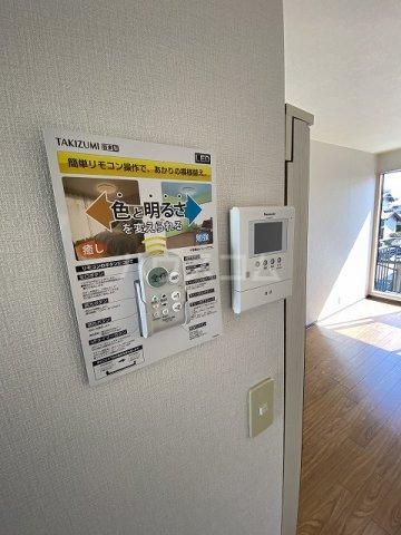 アネックス若松 201号室のセキュリティ