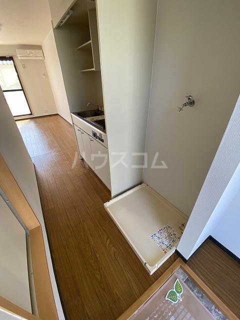 アネックス若松 201号室の設備
