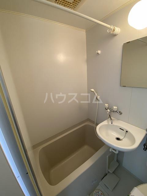 アネックス若松 201号室の風呂