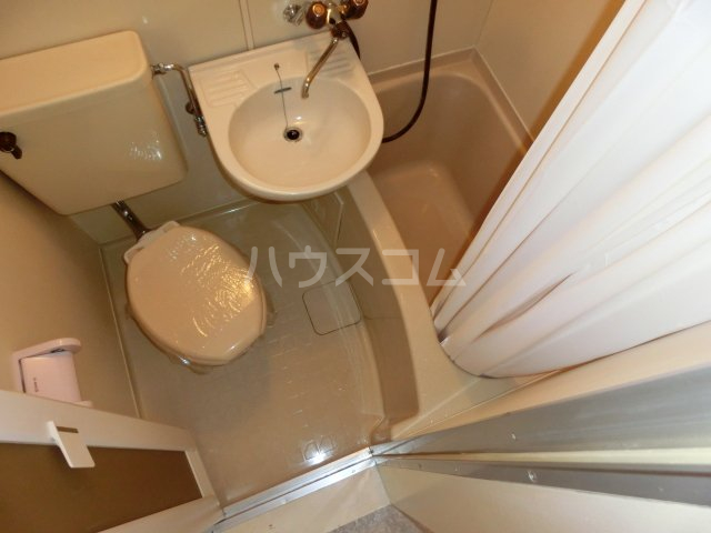 エイコーハイツ 101号室の風呂