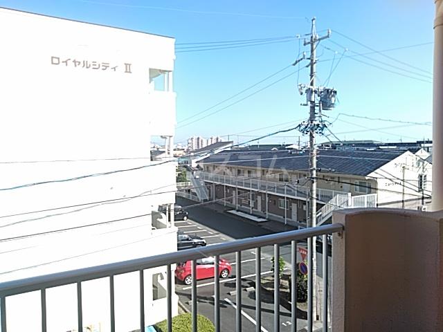 アプローズShimazu 203号室の景色