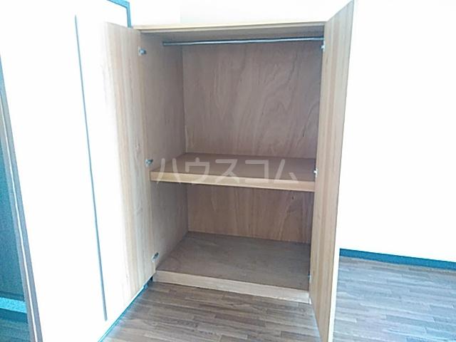 アプローズShimazu 203号室の収納