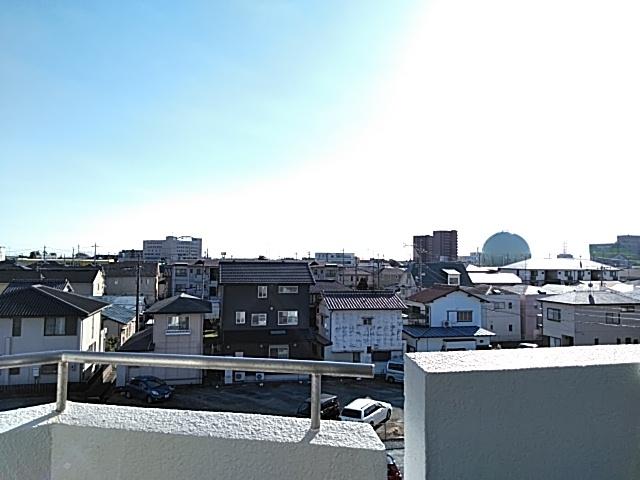 コナビック上西 4G号室の景色