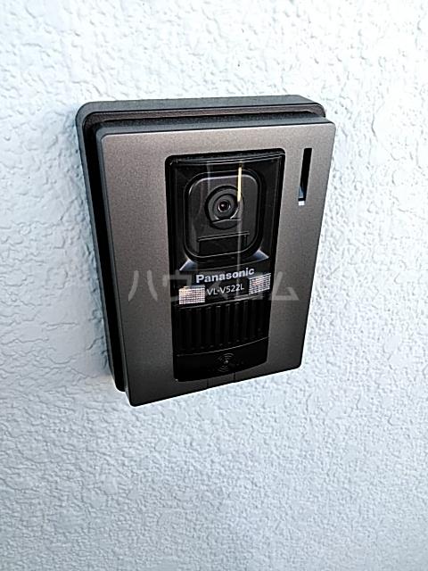 コナビック上西 4G号室のセキュリティ