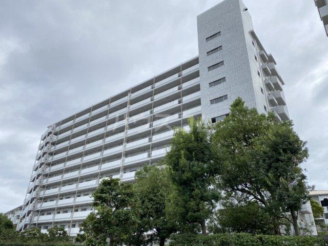 辻堂駅前ハイツ 7号棟外観写真