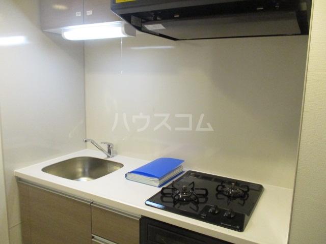 HTセタアベニュー 101号室のキッチン