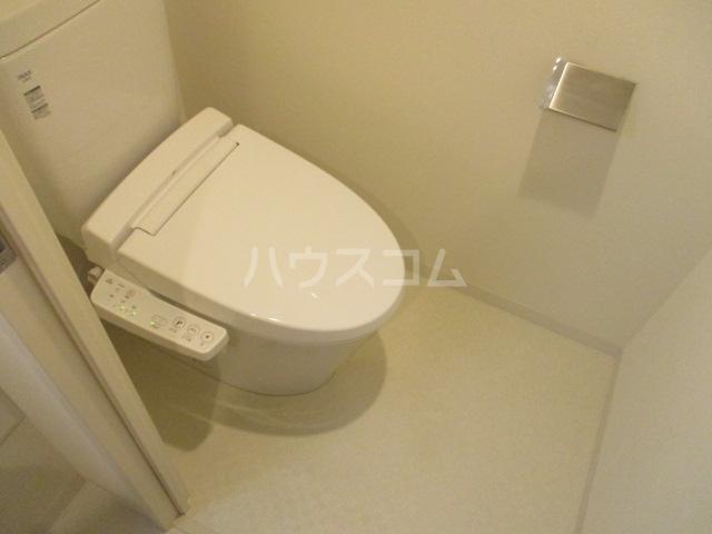 HTセタアベニュー 101号室のトイレ