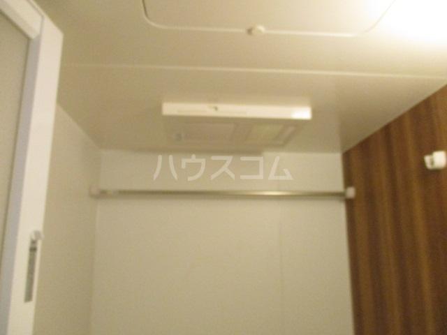 HTセタアベニュー 104号室の収納