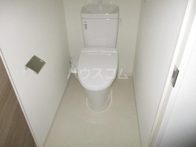HTセタアベニュー 106号室のトイレ