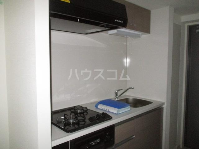 HTセタアベニュー 206号室のキッチン