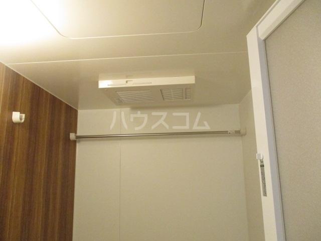 HTセタアベニュー 406号室の収納