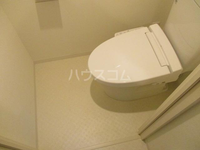 HTセタアベニュー 406号室のトイレ