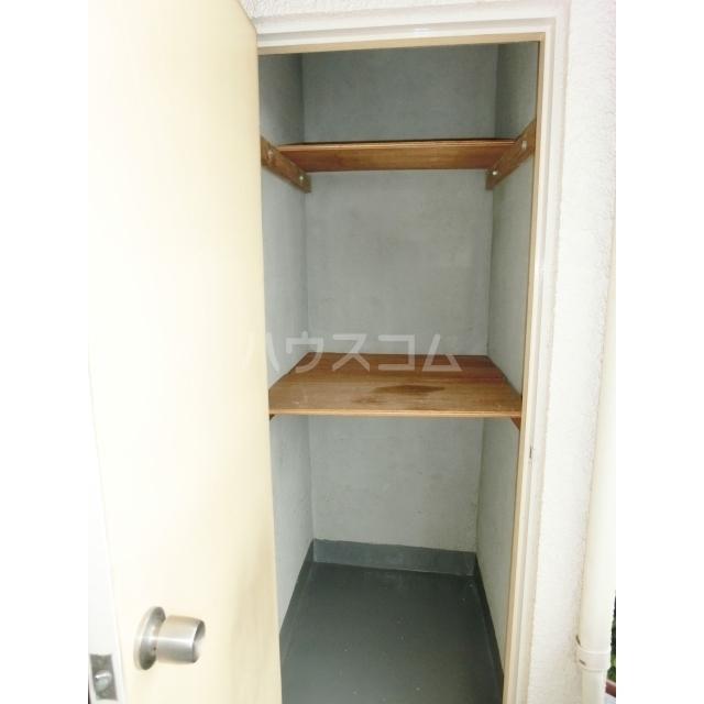 ロードパレスⅠ 301号室の収納