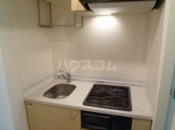 レピュア大塚 1104号室のキッチン
