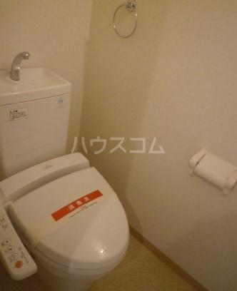 レピュア大塚 1104号室のトイレ