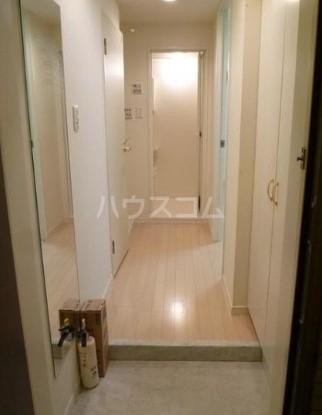 レピュア大塚 1104号室の玄関
