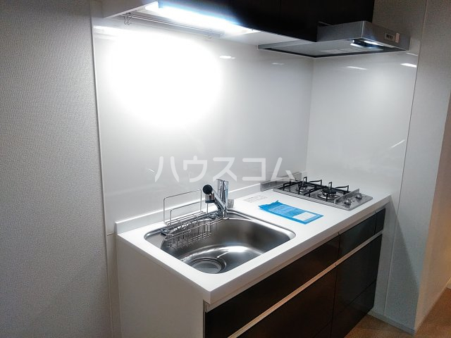 ラ・ルミエール 01010号室のキッチン