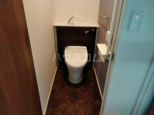 ラ・ルミエール 01010号室のトイレ