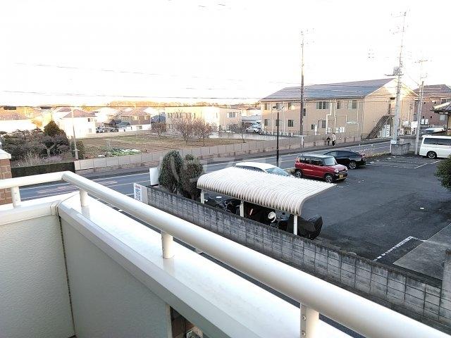 メゾン・ド・プレリー見川 A 02010号室の景色