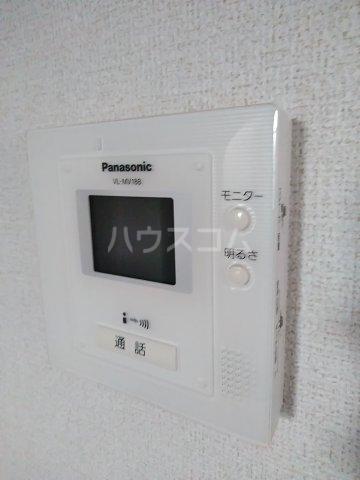 メゾン・ド・プレリー見川 A 02010号室のセキュリティ