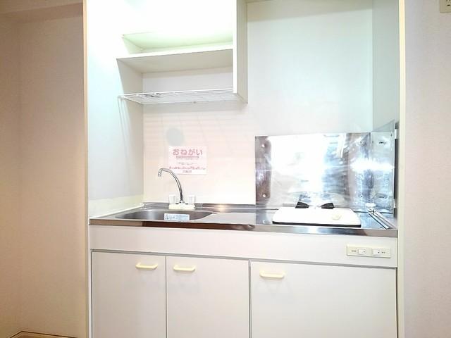 スヴニ-ルⅡ 04010号室のキッチン