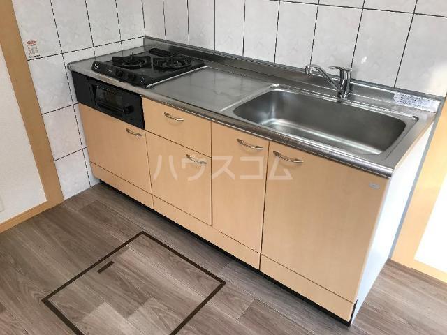 イオス 102号室のキッチン