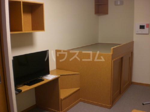 レオパレスコンフォート平松 207号室のリビング