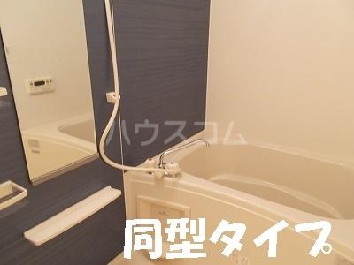 メゾン ソレイユ 02020号室の風呂