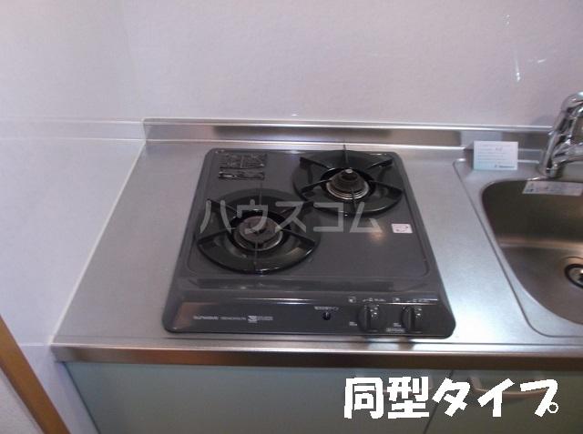 メゾン ソレイユ 02020号室のキッチン