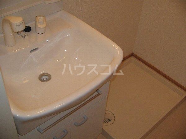メゾン ソレイユ 02020号室の洗面所