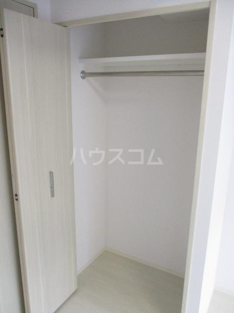 ブライズ蒲田WEST 103号室の収納