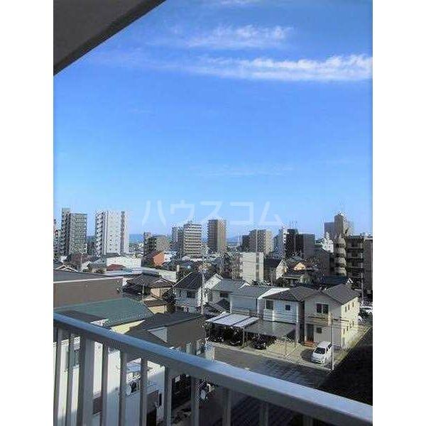 プラザ春日井 504号室の景色
