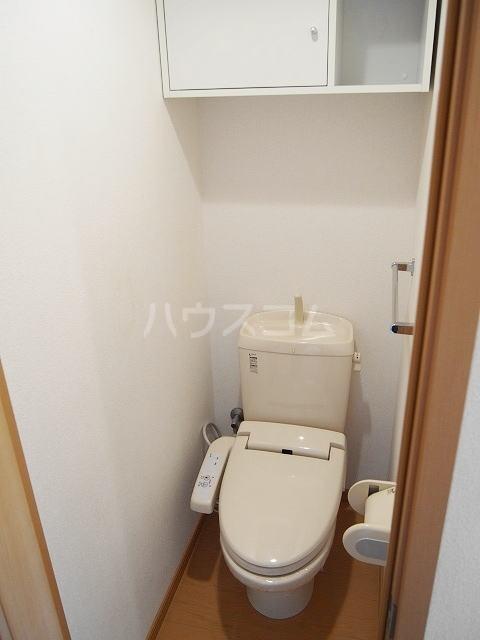 サニーブローテ住吉Ⅰ 02050号室のトイレ